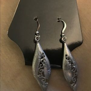 Jewelry - NWT- Silver Earrings